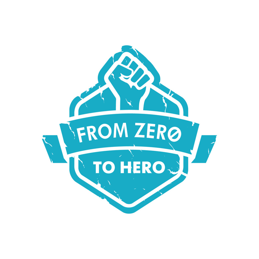 From Hero To Zero logo final