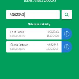 Experta mobile 2Nová zakázka zadání