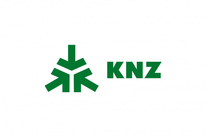 KNZ logo